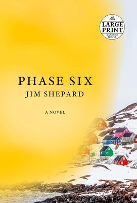 Phase Six: A novel Cover Image