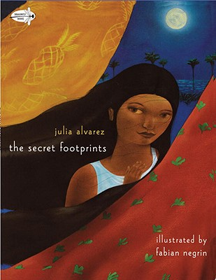 The Secret Footprints Cover Image