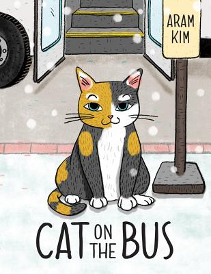 Cat on the Bus Cover