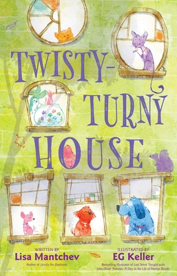 Twisty-Turny House Cover Image