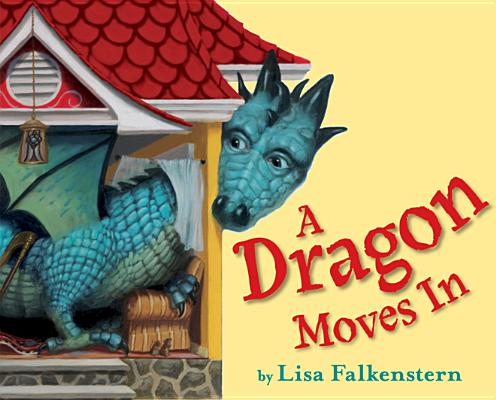 A Dragon Moves in Cover