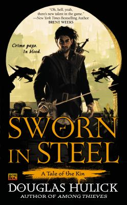 Cover for Sworn in Steel (Tale of the Kin #2)