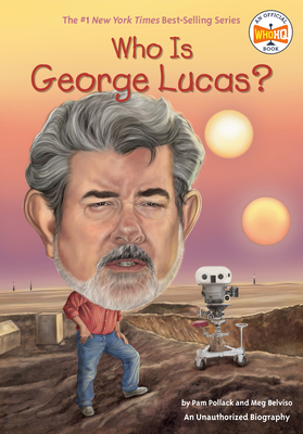 Who Is George Lucas? (Who Was?) Cover Image