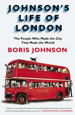 Johnson's Life of London Cover