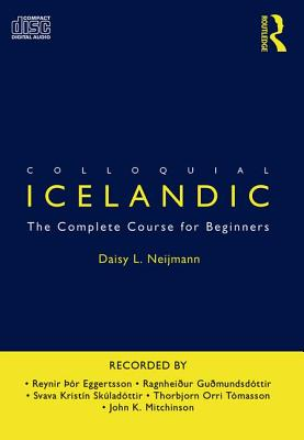 Colloquial Icelandic: The Complete Course for Beginners Cover Image