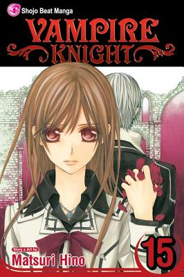 Vampire Knight, Volume 15 Cover