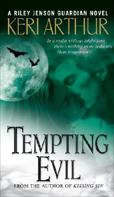 Tempting Evil (Riley Jenson Guardian #3) Cover Image