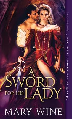 Cover for A Sword for His Lady (Courtly Love #1)