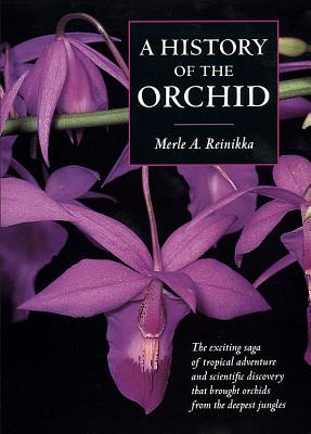 Cover for A History of the Orchid