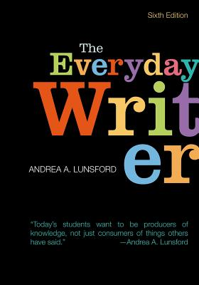 The Everyday Writer Cover Image
