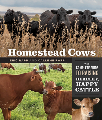 Cover for Homestead Cows