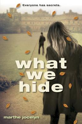 What We Hide Cover