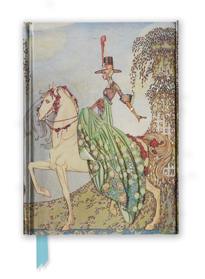 Nielsen: In Powder & Crinoline (Foiled Journal) (Flame Tree Notebooks #18) Cover Image