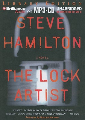 The Lock Artist Cover Image