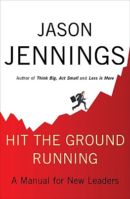 Hit the Ground Running Cover