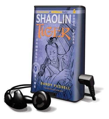 Shaolin Tiger [With Earbuds] (Playaway Children) Cover Image
