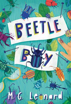 Beetle Boy Cover Image
