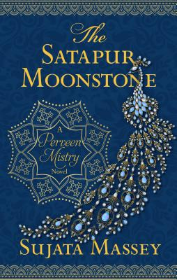 The Satapur Moonstone (Mystery of 1920's Bombay #2) Cover Image
