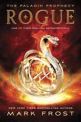 Rogue: The Paladin Prophecy Book 3 Cover Image