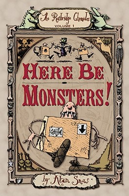 Here Be Monsters! Cover