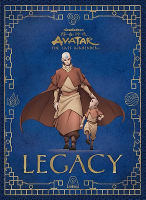 Avatar: The Last Airbender: Legacy Cover Image