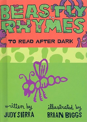 Beastly Rhymes to Read After Dark Cover Image