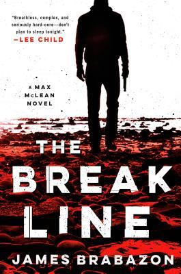 The Break Line (Max McLean #1) Cover Image