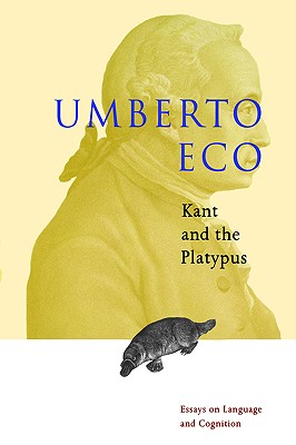 Kant and the Platypus Cover