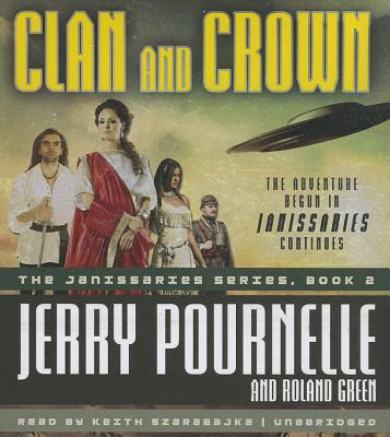 Clan and Crown (Janissaries #2) Cover Image