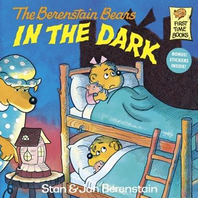 Berenstain Bears in the Dark (Berenstain Bears First Time Chapter Books) Cover Image