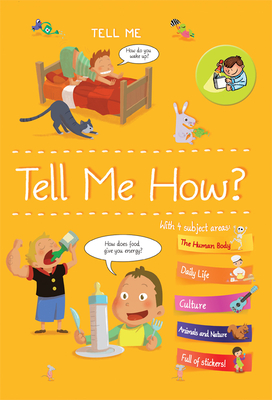 Tell Me How? (Tell Me Books) Cover Image