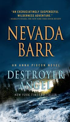Destroyer Angel: An Anna Pigeon Novel (Anna Pigeon Mysteries #18) Cover Image