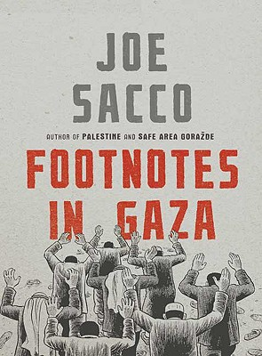 Footnotes in Gaza Cover
