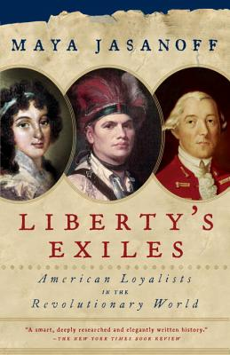 Liberty's Exiles Cover