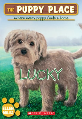 Lucky (The Puppy Place #15) Cover Image