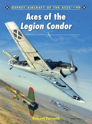 Aces of the Legion Condor Cover