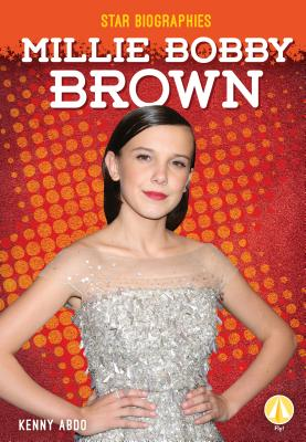 Millie Bobby Brown (Star Biographies) Cover Image