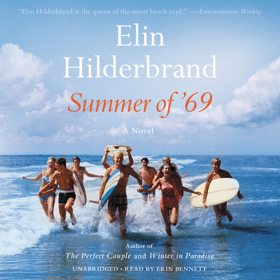 Summer of '69 Lib/E Cover Image