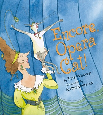 Encore, Opera Cat! Cover