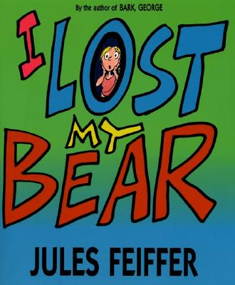 I Lost My Bear Cover