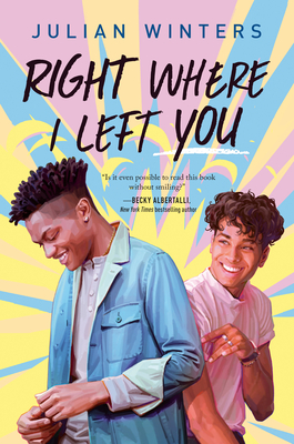 Cover for Right Where I Left You