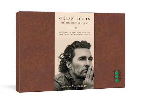 Greenlights: Your Journal, Your Journey Cover Image