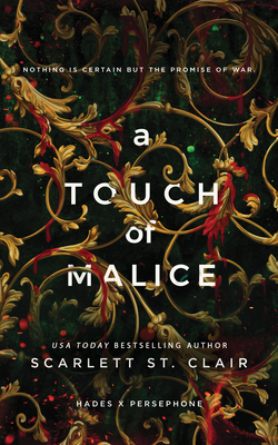 A Touch of Malice (Hades X Persephone) Cover Image