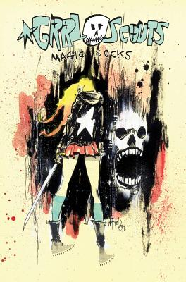 Cover for Grrl Scouts