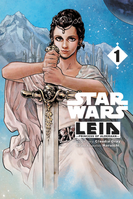 Star Wars Leia, Princess of Alderaan, Vol. 1 (manga) (Star Wars Leia, Princess of Alderaan (manga) #1) Cover Image