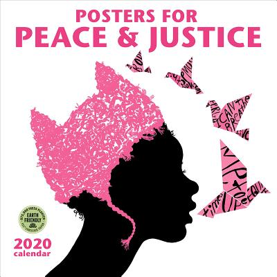 Posters for Peace & Justice 2020 Wall Calendar Cover Image