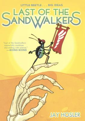 Cover for Last of the Sandwalkers