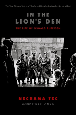 In the Lion's Den Cover