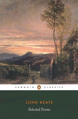 John Keats, Selected Poems Cover