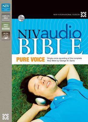 Pure Voice Audio Bible-NIV Cover Image